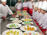 陕西旅游烹饪职业学院院校风采